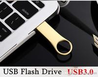 16gb flash sürücü gerçek kapasite toptan satış-Tasarım Gerçek Kapasite 3.0 USB Flash Sürücü Memory Stick 16GB Süper Kalem Sürücü