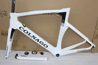 Wholesale colnago carbon road bike frames for sale - Group buy Colnago concept carbon road frame full carbon bike frame glossy matte finish carbon bicycle frameset more colors