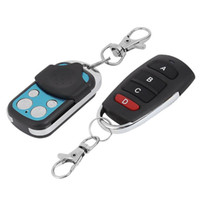 Wholesale gate fob duplicator resale online - 433 MHz Duplicator Copy Remote Control Channel Garage Door Gate Key Fob Peripheral Devices Can Save by Nearly