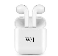 ingrosso chip bluetooth lg-Per AIR PLUS PODS per w1 chip Cuffie Bluetooth wireless Auricolari Cuffie BT 5.0 / SiRi / Touching per I7S TWS /