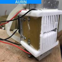 reemplazo del cojinete del ventilador al por mayor-DIY 120W TEC Peltier Semiconductor Sistema de refrigeración por agua del refrigerador para mascotas Aire acondicionado para mascotas Peltier Refrigerador para mascotas