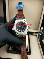 ingrosso specchio fibbia-2019 orologio da uomo di lusso 2813 movimento automatico zaffiro specchio top in acciaio inox fibbia originale calendario di marca di orologi di lusso