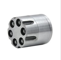 Wholesale yellow bullet mini for sale - Group buy Manufacturer s direct selling mm diameter bullet grinder Mini bullet shape metal smoke crusher
