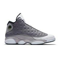 piedra gris al por mayor-Las zapatillas de baloncesto para hombre 13 13s más nuevas Atmosphere Grey Cap and Gown Clot Sepia Stone Bred Chicago XII Altitude DMP sports skkk