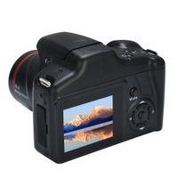 caméra cmos sd achat en gros de-Appareil photo numérique Selfie Zoom optique de qualité supérieure Prise de vue en vidéo numérique Prise en charge de 1200 W Caméscope Full HD avec carte SD