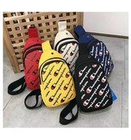 sacos de praia para venda venda por atacado-Champions Designer Crossbody bag No Peito Saco de Cintura Cinto de Fanny Cinto Pacote de Mulheres Bolsa de Ombro Sacos de Viagem Praia Esportes Bolsa venda C6308