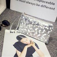 мини-кошелек оптовых-New Luxury Handbags Women Bags Designer Envelope Party Mini Clutch Wallet Vintage Evening Wristlet Coin Purse Bolsa Feminina