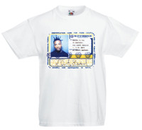 ingrosso magliette wu tang clan-* Prezzo ridotto per cancellare * Wu Tang Clan Music T Shirt Brooklyn bianco taglia media harajuku Estate 2018 tshirt