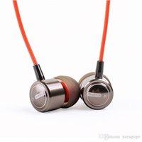 ingrosso 3,5 mic-Auricolari In-Ear Auricolari Bassi Auricolari Bassi Con Microfono A Distanza Per Smartphone in Vendita al Dettaglio PACCHETTO 3.5 MM SPEDIZIONE GRATUITA per MP3 MP4G