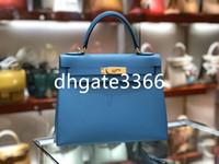 Wholesale imported cell phones resale online - Designer Luxury Handbag Wallet Designer Bag Designer Messenger Bag Lady Bag Import Top Cow Leather Handmade