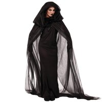 Wholesale xs women costumes online - Trend Autumn Halloween Costumes Set Womens Long Sleeve Solid Color Dress Costumes Party Club Cstumes Women Clothing