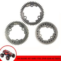Wholesale rc car parts accessories resale online - 1 GDS Racing Steel Spur Gear T T T Tooths RC Car Truck Traxxas Xmaxx Gearwheel For Parts Tire Accessories