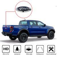 encaixe t8 venda por atacado-Retrovisor do carro Câmera de Backup Reversa fit FORD RANGER T6 T7 T8 XLT 2012-2019 Sistema de Estacionamento