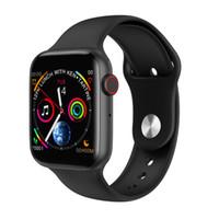 reloj remoto nuevo al por mayor-Recién llegado W34 reloj inteligente Smart Band HD Llame al mensaje de monitoreo de frecuencia cardíaca para recordar la fotografía remota para iOS Samsung Andrion