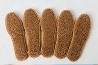 ingrosso le strati di maglia-Inverno più velluto caldo in lana d'alpaca con imbottitura in feltro. Soletta interna in feltro