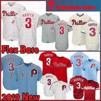 699c6df59 top 3 Bryce Harper Jersey Philadelphia Phillies Red stripe Blue White Mesh  Retro Majestic Alternate Flex Base Harper Baseball Jerseys