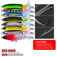 Wholesale hard worm lures resale online - Top Quality Set Propeller Tractor Hard Bait Fishing Lures Artificial Bait Fishing cm G Hook