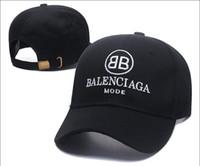 hut sport für frauen großhandel-Ball Hats Luxus Unisex bnib Snapback Marke Baseball-Hut für Männer Frauen Mode Sport Fußball Designer Knochen Gorras Sonne Casquette Hut