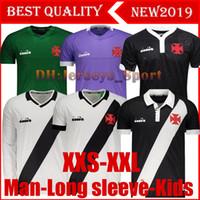 xl maxi camisas venda por atacado-2019 Camisola Vasco da Gama MAXI Y.PIKACHU A. RIOS PAULINHO Camisolas de futebol de qualidade superior 19 20 Da Gama home away camisas de futebol