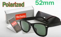 ingrosso panno sportivo per le donne-estate Moda occhiali da sole polarizzati per uomo e donna Sport occhiali da sole unisex Occhiali da sole telaio nero + custodia 52mm SPEDIZIONE GRATUITA