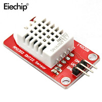 módulo arduino humedad al por mayor-Módulo del sensor de la humedad de la temperatura digital de la alta precisión AM2302 DHT22 para el arduino Uno R3