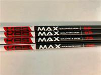 demir 55 toptan satış-10 ADET Golf Kulüpleri KBS MAX Grafit Mil KBS MAX 55/65/75/85 Golf Golf Ütüler için Golf Grafit Mil EMS Ücretsiz Kargo