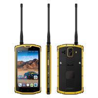 ingrosso doppi telefoni della carta sim con acqua impermeabile-Moblie Phone S962B IP68 impermeabile Android 7.0 UHF 400-480MHz walkie talkie 5100mAh Dual SIM Card Smartphone