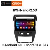 """fenêtre de navigation achat en gros de-10,1 """"2.5D Nano IPS écran Android Octa Core / 4G LTE Media Player avec GPS RDS Radio / Bluetooth pour Citroen C-Quatre 2012-2016 # 5902"""
