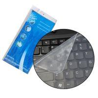 macbook pro tampa do teclado impermeável venda por atacado-Transparente Sillicone Teclado Capas para Macbook Pro 15 polegada À Prova de Poeira À Prova D 'Água Tampa Do Teclado para Computador Portátil Tablet
