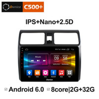 Wholesale 10 quot D Nano IPS Screen Android Octa Core G LTE Car Media Player With GPS RDS Radio Bluetooth For Suzuki Swift