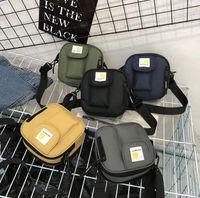 sevimli mini sırt çantaları toptan satış-Yeni Marka mini Seyahat Sırt Çantaları Kaykaylar Tasarımcı Crossbody Çanta 19ss Erkek Bayan Omuz Çantası Mini Sevimli Tasarımcı Çanta Messenger Çanta