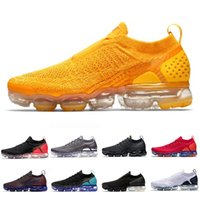 Wholesale hottest shoes out for sale - Group buy 2019 University Gold Laser Orange Sail Men Running Shoes Olympic Racer Blue Hot Punch Walking Outdoor Women Mens Sports Sneakers