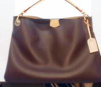 el çantası deri orijinal markalı toptan satış-En kaliteli moda marka yeni zarif hakiki deri kadın MM PM çanta FAVORİ çanta tote çanta SANATÇI