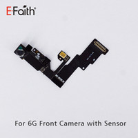 Wholesale 5.8g camera for sale - A quality Front Camera With Sensor for iphone S C Repair parts for iPhone P S SP G P G P