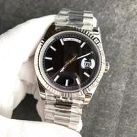 reloj de pulsera calibre 16 al por mayor-Todos los subdiales funcionan Calibre 16 Etiqueta Fecha Promoción Automática Venta mecánica Moda Marca Hombres Reloj Reloj de pulsera de acero inoxidable Hombres Reloj