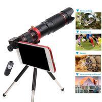 ingrosso obiettivo zoom per smartphone-Obiettivo di zoom ottico del cellulare del telefono cellulare di HD 36x della macchina fotografica del telescopio di HD HD per il iPhone Smartphone di Samsung Huawei