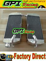 ingrosso racing radiatore in alluminio-Alluminio radiatore TM Racing 125 DC