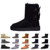 Wholesale new glitter colors for sale - Group buy New Sale WGG Australia Women s Classic tall Boots Womens Snow boots Winter Women Girl Snow Boots leather boot US SIZE