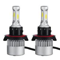 ampoules à phare au xénon achat en gros de-2018 Nouvelle arrivée Promotion voiture 8000lm 9008 H13 Led phare ampoules Xtreme Super Bright Csp ampoule blanc xénon phare Kits de conversion