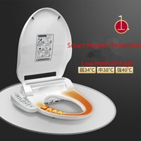 Cool Smart Heated Toilet Seat Instant Hot Type Wc Sitz Intelligent Automatic Toilet Lid Cover Electric Bidet Female Child Ass Washing Air Dring Lamtechconsult Wood Chair Design Ideas Lamtechconsultcom