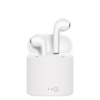 ingrosso cuffia stereo senza fili stereo bluetooth s9-I7S TWS Twins Auricolari Bluetooth Mini Doppi auricolari wireless con caricabatterie Dock V4.2 Cuffie stereo per iPhone Plus S9 Plus Android 005
