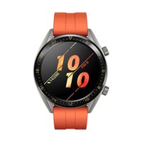 Wholesale huawei watch gt for sale - Group buy Original Huawei Watch GT Smart Watch With GPS NFC Heart Rate Monitor ATM Waterproof Wristwatch Sport Tracker Watch For Android iPhone iOS