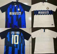 0db2923b3 Wholesale milan jerseys inter for sale - 2019 Inter home away jersey  CANDREVA EDER ICARDI JOVETIC