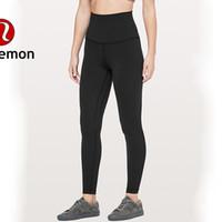 hızlı kuru yoga pantolonları toptan satış-Kadınlar İçin Spor Gym Fitness Pantolon Hızlı Kuru Spor Giyimi Tayt Atletik Giyim Koşu kadınlar Yüksek Bel Tayt için yoga pantolonları