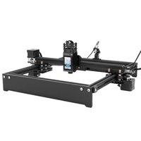 ingrosso macchine utensili laser-Desktop Laser KKMOON portatile professionale mini fai da te Incisore Carver CNC Legno Router Machine Tool incisione laser macchina intaglio
