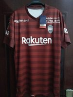 ingrosso kobe camicie-19 J Maglia da uomo Iniesta polo league vissel kobe Podolski stampa Villa