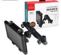 verstellbare kopfstütze für autos großhandel-Yoteen 2019 Verkauf einstellbar für Nintendo-Schalter Autohalter Ständer Kopfstützenhalterung