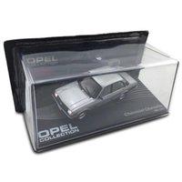 ingrosso modelli opel-25 tipi IX O 1:43 Opel Sedan Sports car boutique in lega auto giocattoli per bambini giocattoli per bambini Modello regalo scatola originale freeshipping