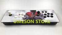 ingrosso arcade joystick-Console console per videogiochi Arcade 1500 in 1 Giochi Retro Console per la famiglia King of Fighters Home Videogioco arcade Joystick arcade doppio coreano