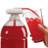 cozinheiros ferramentas acessórios venda por atacado-Must-have Elétrica Tiro Bebida Dispensador de Bebidas de água de leite Suco De Cocktail Festa de Casamento Acessórios de Cozinha cozinheiro ferramenta